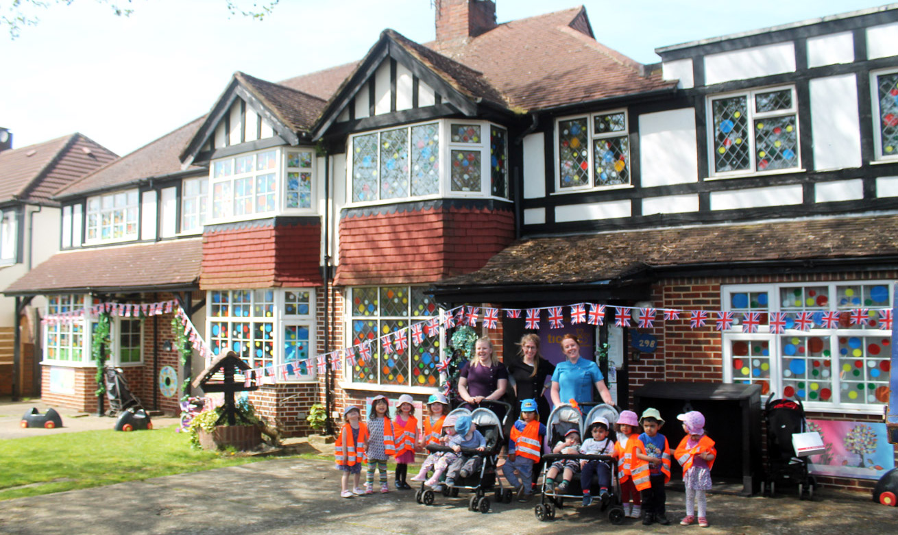 Tic Toc Nursery School, 298-300 Staines Road, Twickenham, Middlesex TW2 5AS