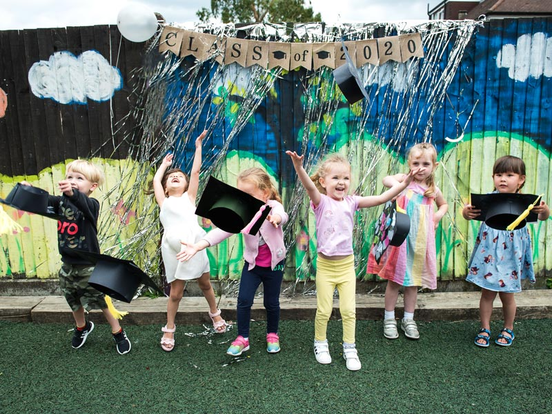 Our aim is to enrich and develop the Early Years of every individual.