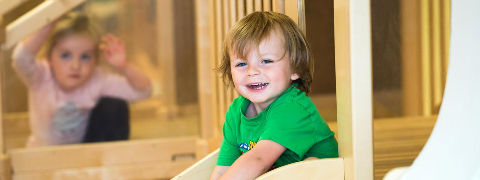 Parent information - admissions to the nursery